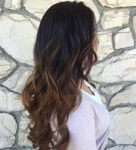 dark brown hair with light brown ombre 60 best ombre hair color ideas for blond brown red and