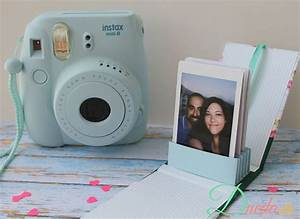 Album Photo Pour Polaroid : dneda instax mini diy scrap 39 mini album pinterest polaroid cartonnage ~ Teatrodelosmanantiales.com Idées de Décoration