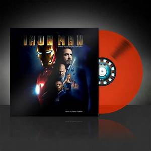 Iron Man: The Original Motion Picture Soundtrack OST
