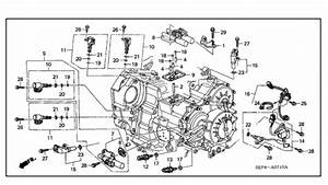 Service Manual  2005 Acura Mdx Manual Transmission Schematic