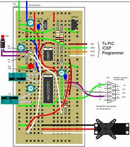 12f675 Tutorial 7  A Pic Based Servo Controller