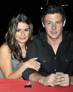 The Late Cory Monteith and Girlfriend Lea Michele May Have ...