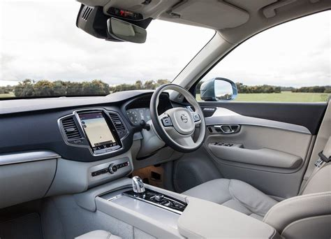 volvo xc interior   suv price