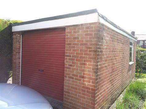 Inspiring Garage Roof Styles Photo by Garage Flat Roof Needs Repair Or Replacing Roofing