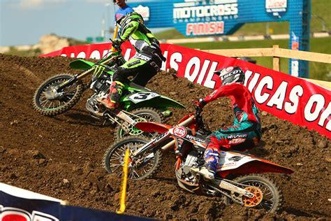 pro motocross riders names lucas oil pro motocross 450mx blake baggett joins title