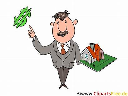 Clipart Immobilien Makler Gratis Grafik Bild Utklipp