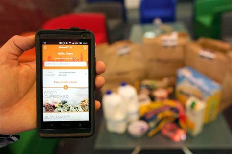 food delivery apps are banned in this school cookbook