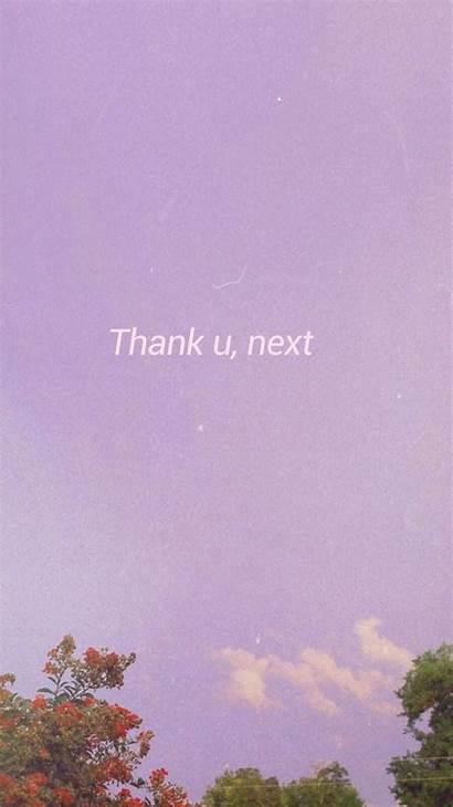 Ariana Grande Thank Wallpapers Aesthetic Lyrics Sweetener