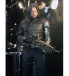 Bucky Barnes Captain America Civil War