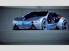 New Video BMW i8