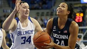 The Day - Collier leads No. 1 UConn to easy win over Saint ...