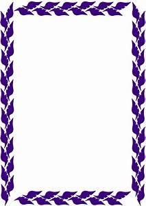 Purple Border Clip Art - Cliparts.co