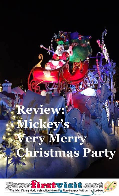 review mickey s very merry christmas party 2014 from