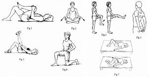 A Stretching Exercises To Stretch Hip Flexor  Hamstring  Adductor