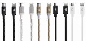 Usb C To Lightning : third party usb c lightning cables made official at ces by ~ Melissatoandfro.com Idées de Décoration