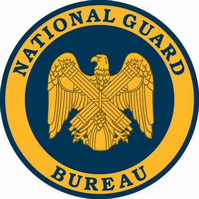 Guard Army National Seal Bureau Emblem Military