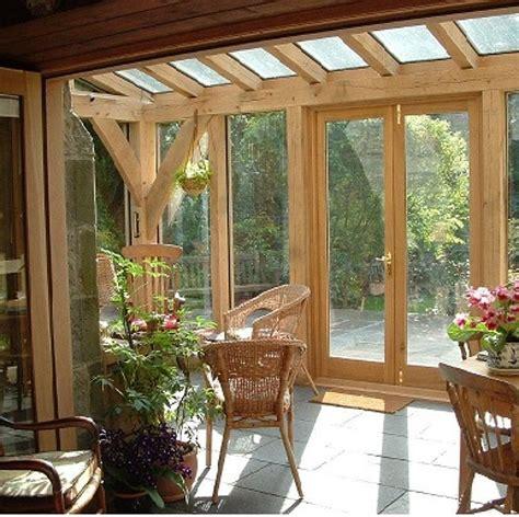 verande in legno e vetro prezzi e consigli per realizzare una veranda in legno