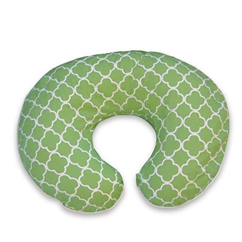 Boppy Baby Chair Green Marbles by Boppy Pillow Slipcover Classic Plus Trellis Green Review