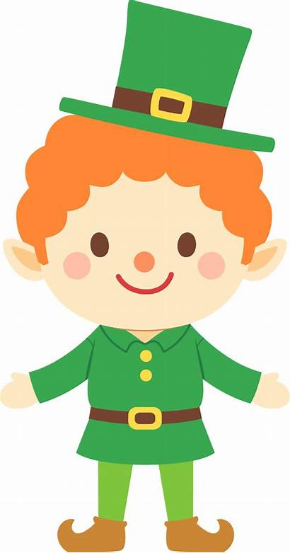 Math St Fun Patrick Activities Clipart Leprechaun
