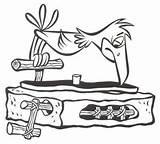 Flintstones Record Player Cartoon Vinyl Dj Powsley sketch template