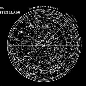 NASA Constellation Chart Northern Hemisphere (page 4 ...