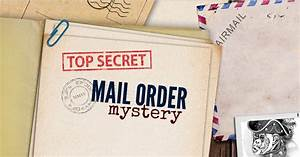 Mail Order Mystery - Hello Subscription