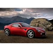 Auto Cars Wallpapers 2013 New Alfa Romeo 8C