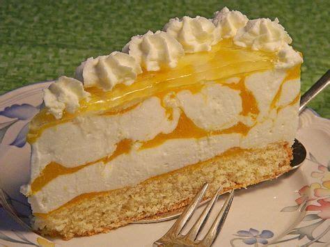 schnelle torten rezepte mit bild die besten 25 pfirsich torte ideen auf