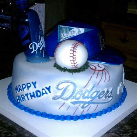 dodgers baseball cake broncosfansatverizonnet