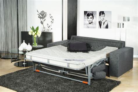canap lit vrai matelas photos canapé lit convertible avec vrai matelas