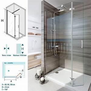 Paroi Vitrée Douche : paroi vitree baignoire maison design ~ Zukunftsfamilie.com Idées de Décoration