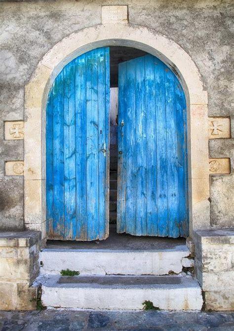 open blue door background senior backdrop  sale whosedrop