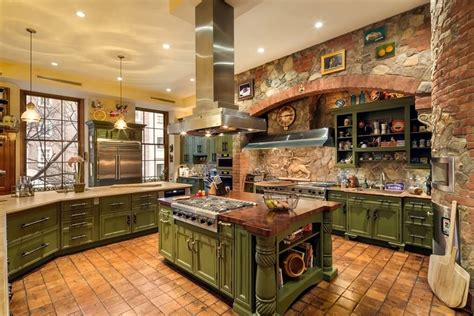 home styles orleans kitchen island 30 custom luxury kitchen designs that cost more than 100 000