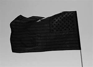 The All Black American Flag – Stampd