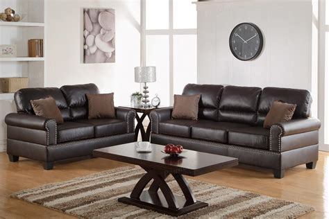 leather sofa loveseat and chair brown leather sofa and loveseat set a sofa