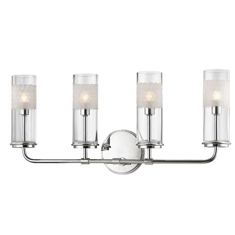 Polished Nickel Bathroom Lighting Fixtures by Polished Nickel Bathroom Lighting