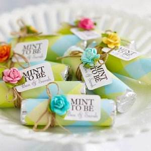 Mint To Be Wedding Favors - Tip Junkie