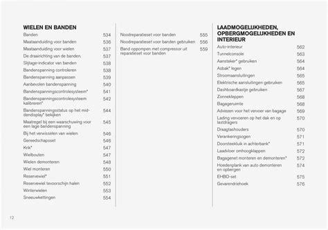 manual volvo xc handleiding page