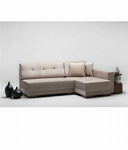 Furny apollo cream l shape sectional sofa with right side for Buy sectional sofa india