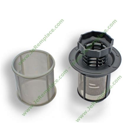 00170740 filtre microfiltre lave vaisselle bosch siemens 00427903