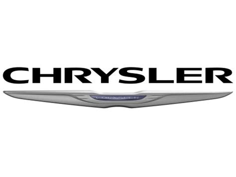 chrysler logo chrysler car symbol meaning  history
