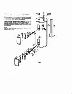 Kenmore 153326664 Electric Water Heater Parts