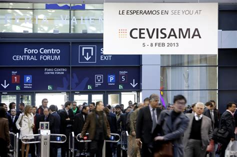 Tackles Cevisama Business Contract