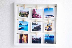 Ikea Regal Schräg : gast beitrag diy polaroid collage sch n bei dir by depot ~ Markanthonyermac.com Haus und Dekorationen