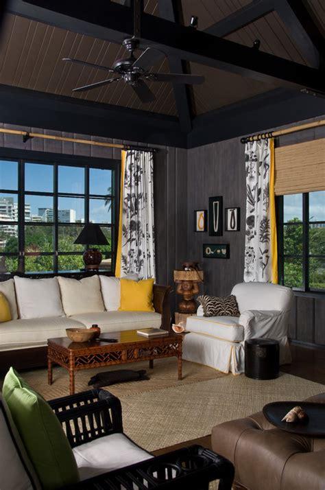 hawaiian interior design historic charles dickey house