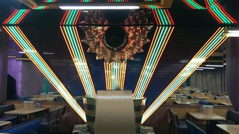Feature Lighting | LED and Neon Lighting & Signage | Major ...