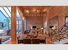 IndustrialStyle Loft in San Francisco Showcasing an