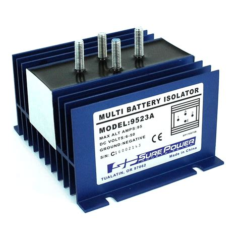 Eaton Sure Power Multi Battery Isolator Waytek