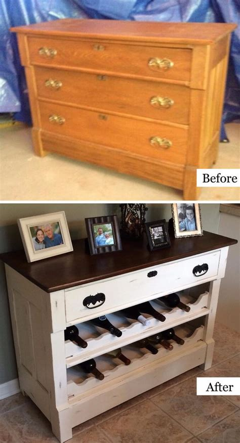 Cabinet Makeovers by 40 Awesome Makeovers Clever Ways With Tutorials To