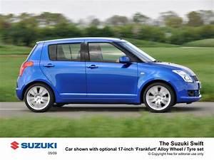 Suzuki Swift 2009 : suzuki 39 s new alloy wheels for swift in the u k ~ Gottalentnigeria.com Avis de Voitures